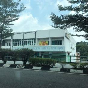 Maxwell Road Jalan Tun Abdul Razak Pejabat Office Sewa