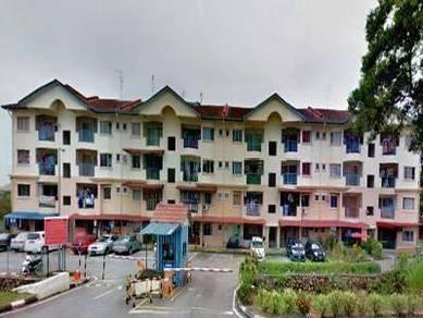 Taman Desa Kempas Apartment FOR RENT (1st Floor)