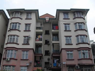Sir Wira Apartment Ukay Perdana (Corner lot + Renovated) Cheapest