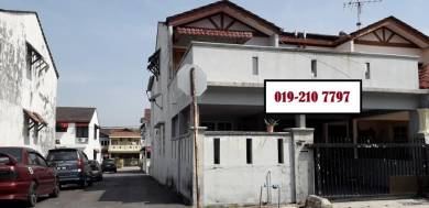【BEST DEALS 83K Below Value】Extended 2sty N-lot,Sri Andalas,Klang