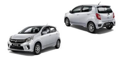 2018 Perodua Axia 1.0 (A)