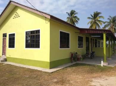 Rumah Sewa Besut - Benting Lintang dekat Taman ILMU Unisza