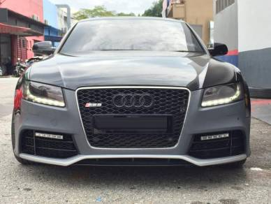 Audi Rs Grille Car Accessories Parts For Sale In Malaysia Mudahmy