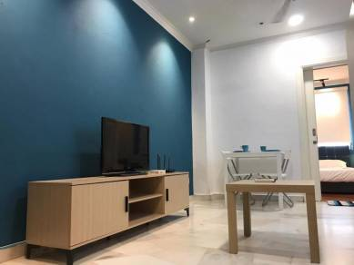 (ENTIRE UNIT) One Bedroom Near KLCC for Rent – FREE 100 Mbps WiFi