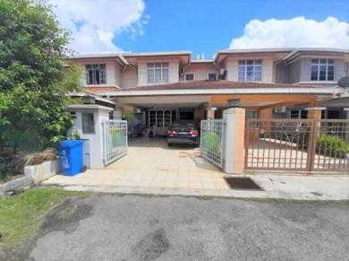 [WELL MAINTAINED ] 2 Storey Terrace Desa Latania Seksyen 36 Shah Alam