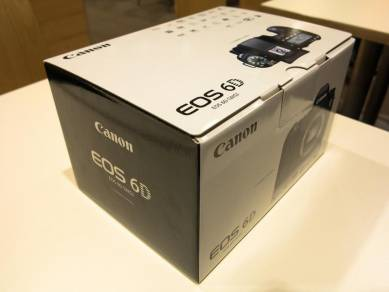 Canon EOS 6D Body (Brand New) Last few unit in KL