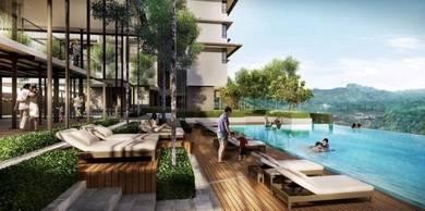 Serini Melawati - Service Apartment - Sime Darby