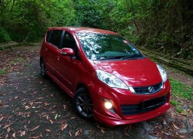 Perodua Alza 1.5 (A) SE (MPV) FULLY INSURED