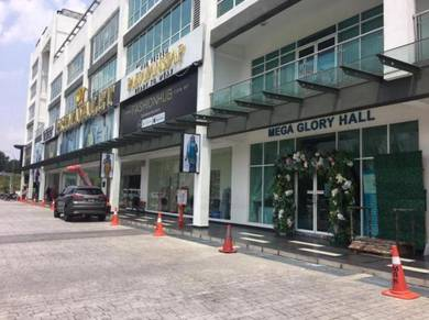GROUND FLOOR SHOPLOT Ostia Sek 15 Bandar Baru Bangi