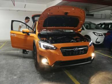 2018 Subaru XV 2.0 (A)