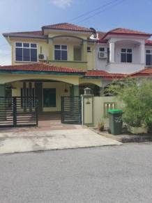 Semi-D 2 Tingkat Paling BERBALOI (Fully RENOVATED & Fully FURNISHED)