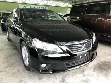 2011 Toyota MARK X 2.5 (A) UNREGISTERED