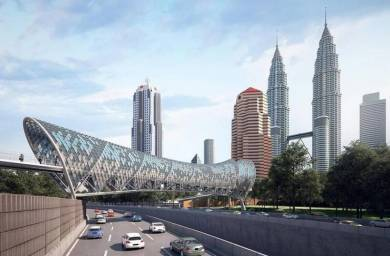 Cheapest WALKING to KLCC property!50 meter to LRT!Cheapest PSF in KL