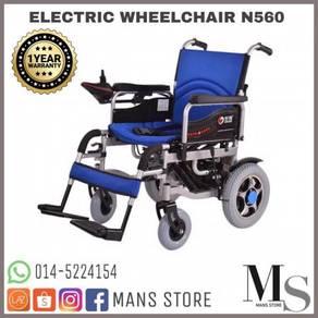 Electric Wheelchair N560 Kerusi Roda Elektrik