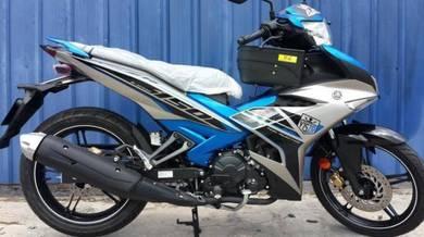 Yamaha Y15 ZR Y150 LC 150 Muka Rendah Senang Lulus