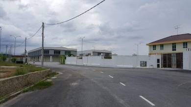 Bungalow LAND for SALE located at Ayer Hitam, Kluang, Johor