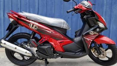 Yamaha scooter Nouvo LC 135 Low Mile 1pakcik pakai