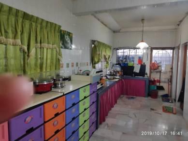 2 storey Corner,Taman Sejahtera,Kepong