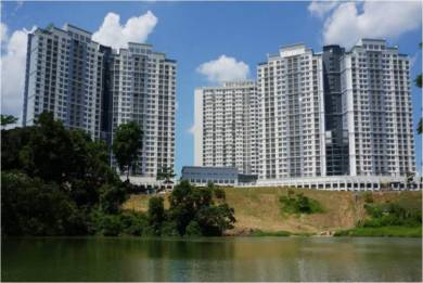 Cheras Bandar Sri Permaisuri condominium for sale below market value!!