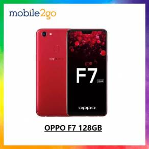 Oppo F7 [128GB ROM/6GB RAM] Ori Set