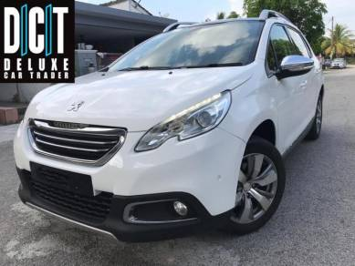 Used Peugeot 2008 for sale