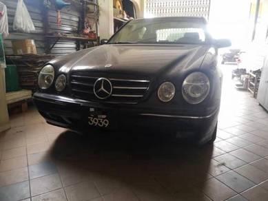 1998 Mercedes Benz E240 2.4 (A)