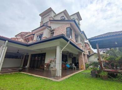 [FULLY FURNISHED] 2.5 Storey CORNER LOT, Bandar Nusaputra, Puchong