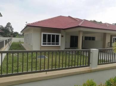 New Semi-D House For Sell, Kg Gelam, Kg Air Meleleh, Port Dickson