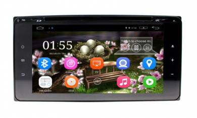 Oem toyota android dvd player