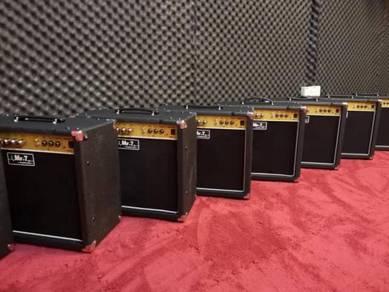 Mr 7 guitar amp 45watts