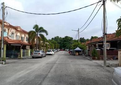 RANTAU PANJANG [MURAH] Teres Setingkat 20x60 Taman Hijrah,Klang