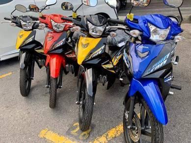 Honda Wave Alpha Gerenti Murah ( Deposit RM1)
