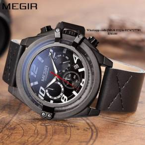Original megir f1 concept luxury watch