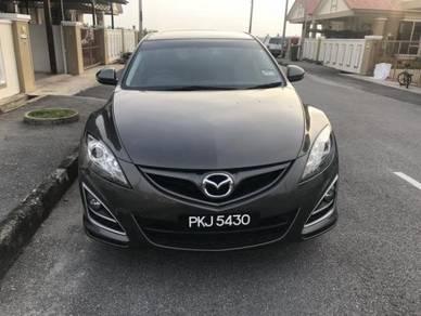 2011 Mazda 6 2.5 (A) - SPORTY