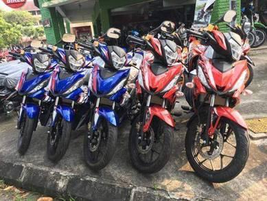 Honda rs 150 150r y15zr lowdeposit