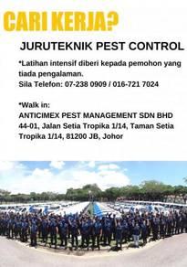 Juruteknik Pest Control