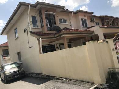 LIMITED END LOT Double Storey House,LEP 6 MURAH MURAH