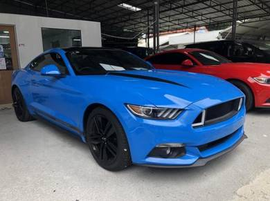 2017 Ford MUSTANG 2.3 ECOBOOST MANY UNIT OFFER!!