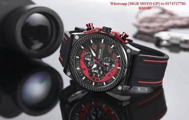 Original megir moto gp concept luxury watch