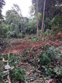 Vacant land at raub batu talam