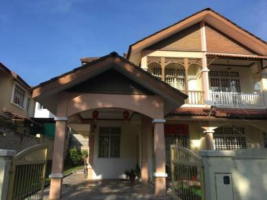 2-Story Semi-D near Int School, Jalan Sungai Air Putih, Balik Pulau