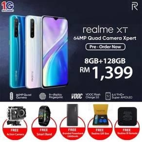 [ 8 FREE GIFT ] Realme XT ( 8GB+128GB ) MY Set
