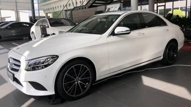 2018 Mercedes-Benz C200 Avantgarde 1.5 (A) EQ