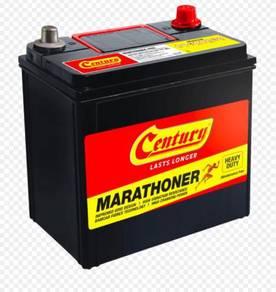 New Car Battery Century Bateri Kereta IZU NS40