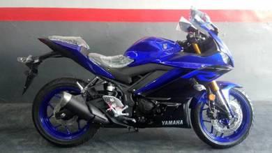 Yamaha r25 boleh loan kedai