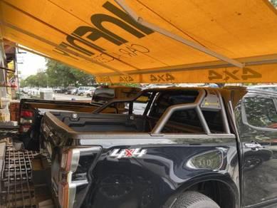 Dmax Ranger Navara Triton Force TRD Sport roll bar