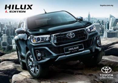 2018 Toyota Hilux 2.8 (A)