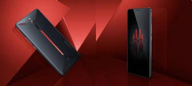 NUBIA RED MAGIC (8GB RAM | 128GB ROM)Model Terbaru