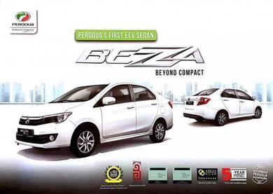 Special Deal 2019 Perodua BEZZA 1.3 PREMIUM X (A)