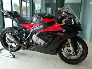 Bmw s1000rr 2015 unregistered